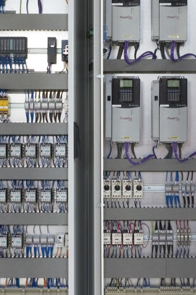 Control panel automation